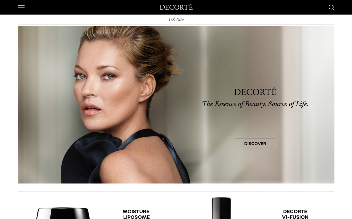 Decorté UK