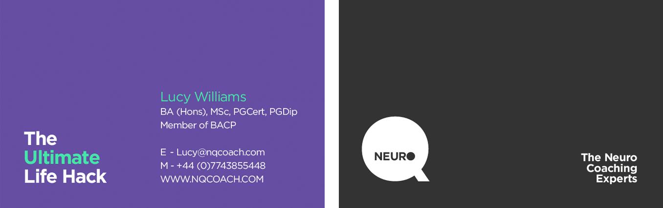 Neuro Q Coach Card
